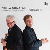 Hindemith, Schubert & Glinka: Viola Sonatas
