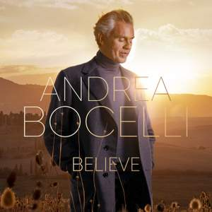 Andrea Bocelli - Believe - Deluxe Edition Product Image