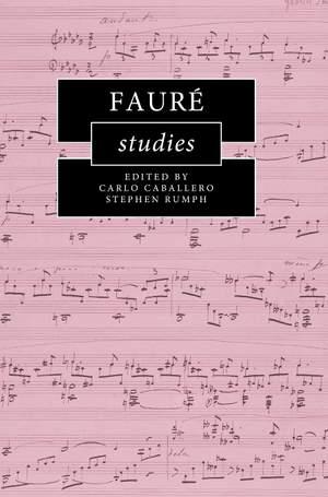 Fauré Studies