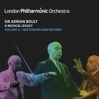 Sir Adrian Boult: A Musical Legacy, Vol. 2