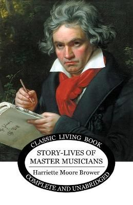 Story-Lives of Master Musicians - b&w