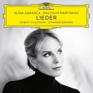Schumann & Brahms: Lieder Product Image