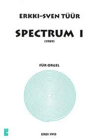 Erkki_sven Tuur: Spectrum I