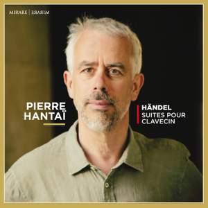 Handel:Suites Pour Clavecin