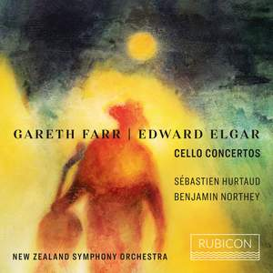 Elgar & Farr Cello Concertos Product Image