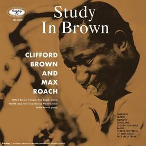 Clifford Brown & Max Roach - A Study in Brown - Vinyl Edition Product Image