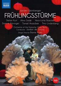 Weinberger: Frühlingsstürme (DVD)