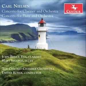 Nielsen: Flute & Clarinet Concertos