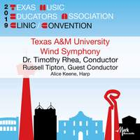 2019 Texas Music Educators Association (TMEA): Texas A&M University Wind Symphony [Live]