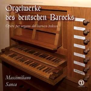 J.S. Bach, Krebs, Pachelbel, & Walther: Organ Works