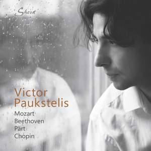 Mozart, Beethoven, Pärt & Chopin: Piano Works