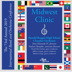2019 Midwest Clinic: Ronald Reagan High School Chamber Orchestra (Live)