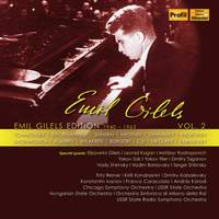 Emil Gilels Edition Vol.2