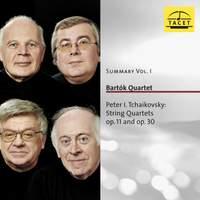 Summary, Vol. 1: Tchaikovsky – String Quartets
