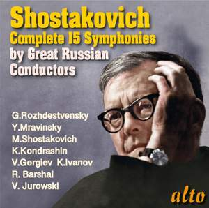 Shostakovich: Complete Symphonies Product Image