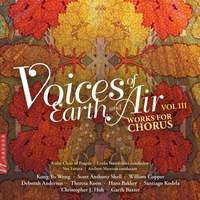 Voices of Earth & Air, Vol. 3