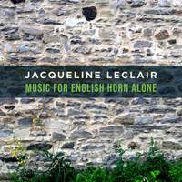 Music for English Horn Alone