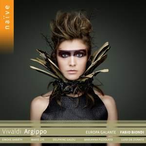 Vivaldi: Argippo