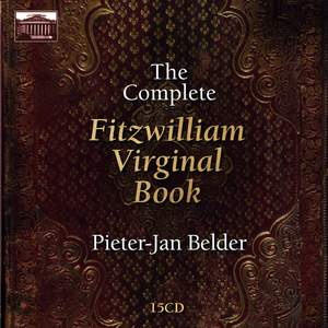 Complete Fitzwilliam Virginal Book