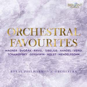 Royal Philharmonic Orchestra - Orchestral Favourites Product Image