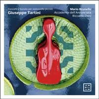 Giuseppe Tartini: Concerti e Sonate per violoncello piccolo
