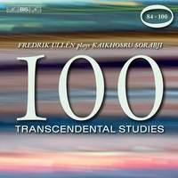 Sorabji: 100 Transcendental Studies 84-100