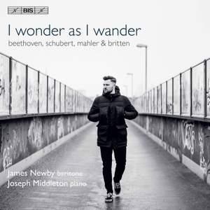 I Wonder As I Wander Product Image