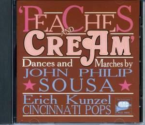 Sousa: Peaches and Cream