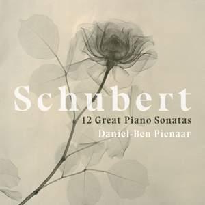 Schubert: 12 Great Piano Sonatas