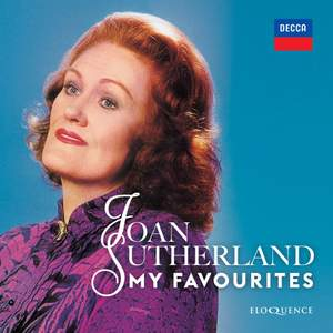 Joan Sutherland - My Favourites Product Image