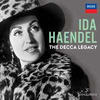 Ida Haendel - the Decca Legacy