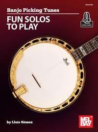 Lluis Gomez: Banjo Picking Tunes - Fun Solos to Play
