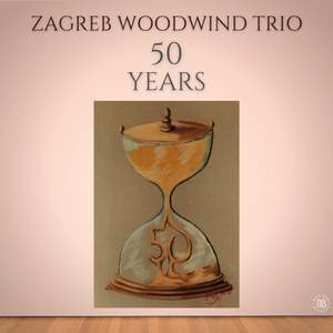 Zagreb Woodwind Trio 50 Years