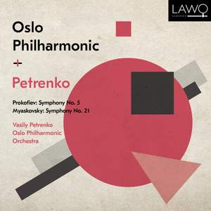 Prokofiev: Symphony No. 5 & Myaskovsky Symphony No. 21