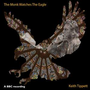 The Monk Watches the Eagle Product Image