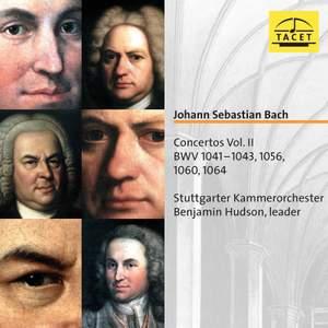 J.S. Bach: Concertos, Vol. 2