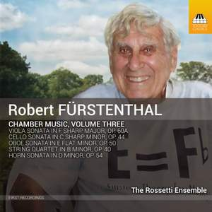 Fürstenthal: Chamber Music, Vol. 3