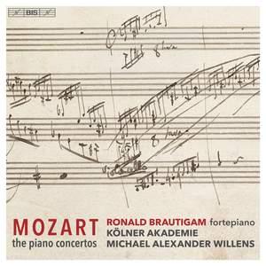 Mozart: Complete Piano Concertos