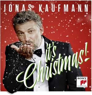 Jonas Kaufmann - It's Christmas! - Deluxe Edition Product Image