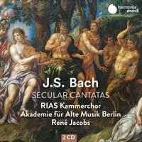 JS Bach: Secular Cantatas, BWV201, 205 & 21