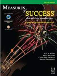 Measures Of Success For String Orchestra: Cello 2
