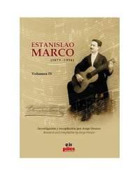 Estanislao Marco_Jorge Orozco: Estanislao Marco Vol. 4