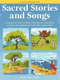 Glenda Austin_Carolyn Miller: Sacred Stories and Songs