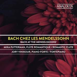 Bach at the Mendelssohn's Product Image