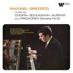 Music by Chopin, Schumann & Albéniz - Prokofiev: Piano Sonata No. 2, Op. 14 Product Image