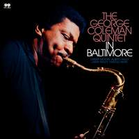 The George Colman Quintet in Baltimore