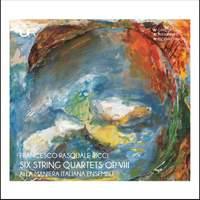Ricci: 6 String Quartets, Op. VIII
