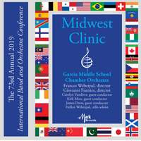 2019 Midwest Clinic: Garcia Middle School Camerata Orchestra (Live)