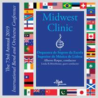 2019 Midwest Clinic: Orquestra de Sopros da Escola Superior de Música de Lisboa (Live)