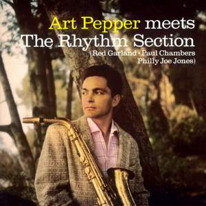 Meets the Rhythm Section (limited Edition Coloured Vinyl)